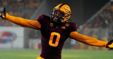 College Football Betting Preview_ No. 19 Arizona State Vs No. 23 BYU